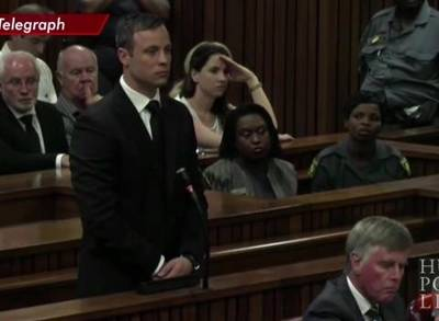 News video: Oscar Pistorius Gets 5 Years For Killing Reeva Steenkamp