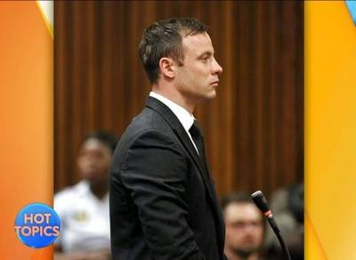News video: 'The View': Hot Topic: Pistorius Sentenced